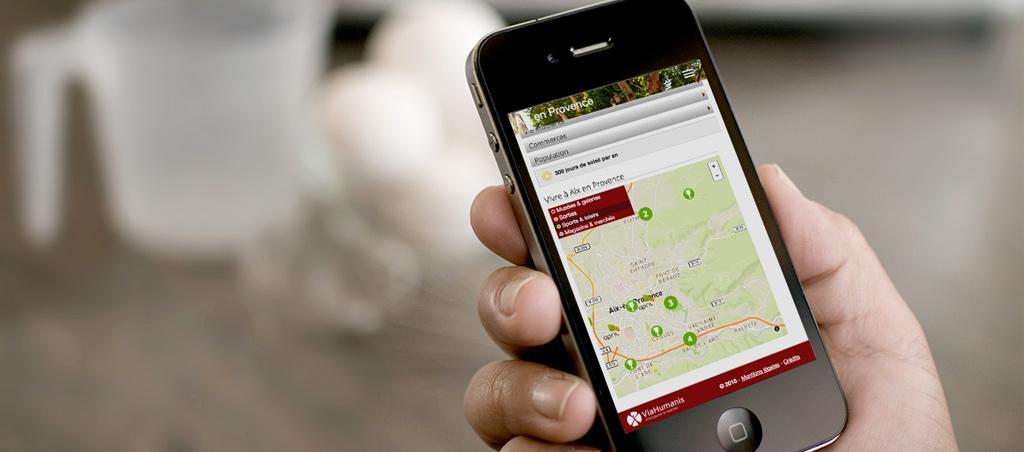 Application mobile destinée aux entreprise proposant des postes et aux job-boards