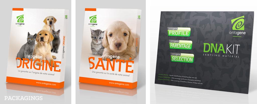 Packaging Antagene